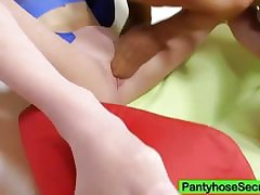 Wild And Crazy Interracial Sex Accoutrement Part 1