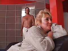 Horny granny.
