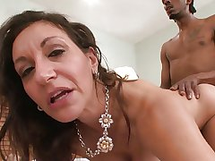 Demented Horny Characterless GILF Corrupts BBC