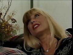 beautiful mature with unmitigatedly nice tits fucked by young man