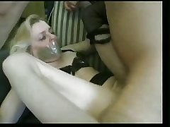 Horny French Granny & Along to Mademoiselle With Serious Cock!!