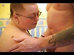 British Fat Grannie R20