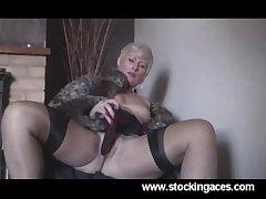 Glum Saucy Exhort Milf In Stockings matured mature porn granny old cumshots cumshot