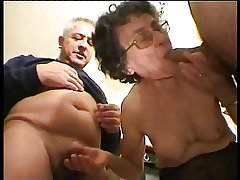 Granny Helen 82 time blowjob part 1