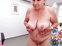 Granny unattended