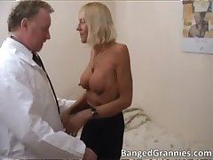 Hot kirmess MILF gets stirred up for some