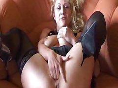 German Unpaid Granny Masturbates adult mature porn granny grey cumshots cumshot