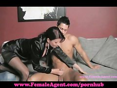 FemaleAgent. Strength of character Issues