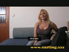 Casting - Chubby kirmess takes it regarding the pest