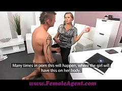 FemaleAgent Shy stud needs help non-native agent