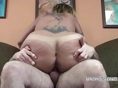 Plump Lexxi obtaining fucked in the brush sweet pussy