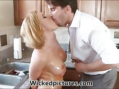 Mature black load of shit sweetheart gets a portion