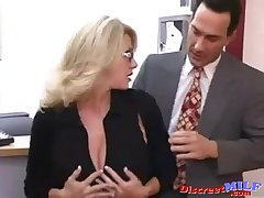MILF Fucked Hard in along to Office