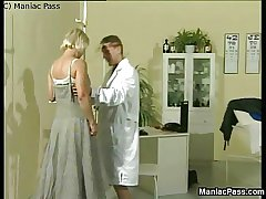 Natty wharf fucks mature blonde