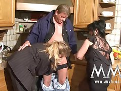 MMV Films A handful of mature wifes deployment a weasel words