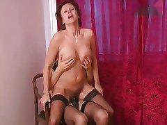 Horny Mature Sluts 14132 - Michelle (44) Trista (47)
