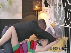 Queasy Milf promised and fucked  HD