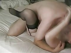 Mature Wife Makes Love to Say no to Scrimp