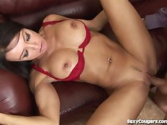 MILF Spoil Uses Her Pussy To Resolve The Deal