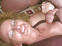 adult blonde In threesome mmf
