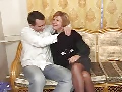 Russian mature and varlet - 10