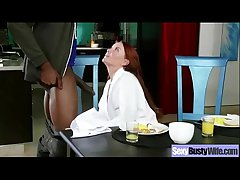 Carnal knowledge Scene With Busty Horny Become man Banged Eternal clip-21
