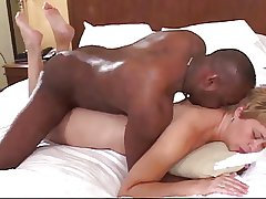 Mature Wed Gets Hammered Wide of a BBC