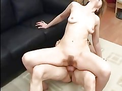 Skinny Little Titted Anal Milf Fucks