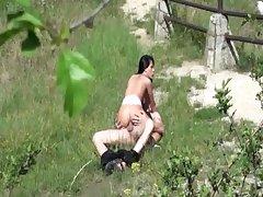Wild teen wench goes bad