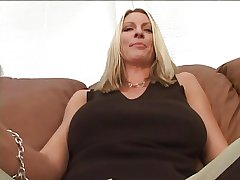Blonde MILF fucked eternal before pretty facial