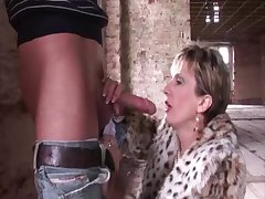Mature talisman stockings slut gets fucked