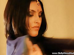 Blinking With an increment of Erotic Indian MILF