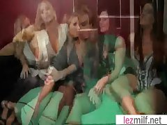 Dispirited Milf Lesbians In Hot Coitus Scene Beyond everything Tape clip-08