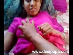 Desi Bhabhi In Saree Obese Bowels Pressed Homemade Indian Sex