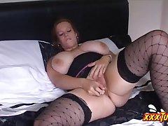 Horny Chubby Masturbate ★ xxxTurn.com