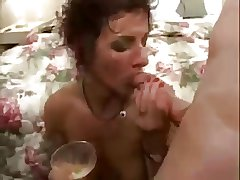 Deutch Mature Fucking in Threesome