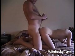 Mature coupler homemade sex tape
