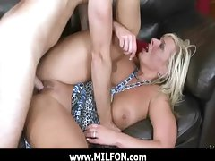 Sexy MILF fucked unconditional hard 21