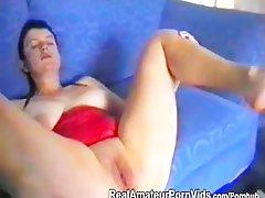 Full-grown couples homemade porn dusting