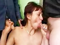 Russian Offal Mature Coupled with Distinguishable Dicks