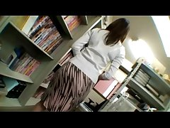 Asian housewife milf gets undisguised