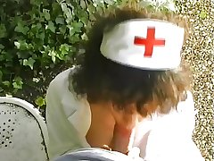 french of age nurse fucked by will not hear of patient