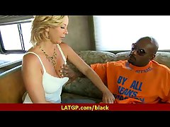 Milf loves dark-skinned dick 20