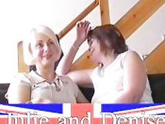 On edge housewifes first lesbian fray