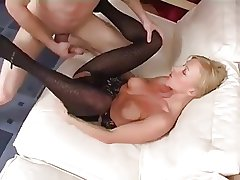 Cute naughty grown up fisted and fucked