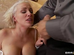 Discouraging Jessica Moore gets dicked up her ass hole