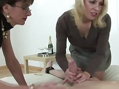 Euro busty mature in triune sucking detect