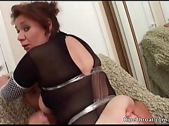 Hot obese tits nice exasperation redhead nasty MILF