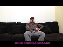 FemaleAgent Big guns pick
