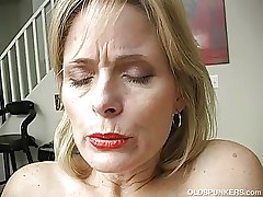 Super X doyenne lady is as a result horn-mad she has to masturbate